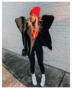 Cute Outfits With Leggings, Cute Comfy Outfits, Hipster Outfits, Casual Winter Outfits, Teen Fashion Outfits, Spring Outfits, Trendy Outfits, Fashion Ideas, Fashion Hacks
