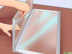 How to Make an Aquarium. Building your own tank is a worthwhile, cost saving, and interesting activity. It requires only some essential tools and a good sheet of glass or plastic; Turtle Aquarium, Glass Aquarium, Aquarium Fish Tank, Planted Aquarium, Fish Tanks, Reef Tanks, Diy Aquarium Stand, Aquarium Setup, Home Aquarium
