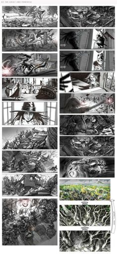 Storyboards Inc  Storyboards Comics Webtoons