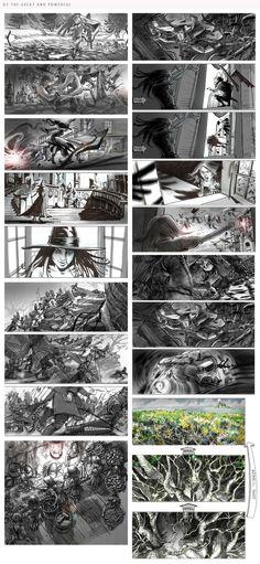 Storyboards Inc  Storyboards Comics Webtoons
