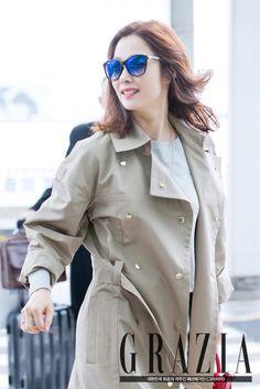 Korean Actress Kim Hyun Joo International Fansite, giving you all the latest updates of the Pretty Woman of South Korea Korean Actresses, Actors & Actresses, Grazia Magazine, Song Hye Kyo, Boys Over Flowers, Incheon, Korean Women, Girl Crushes, Pretty Woman
