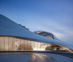 Harbin Opera House / MAD Architects / Heilongjiang China