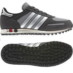 Adidas LA Trainer White - http://kameras-kaufen.de/adidas-originals/adidas-la-trainer-white