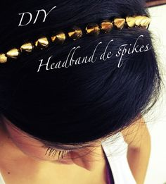 Headband de spikes