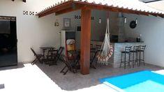 Meu canto preferido: 15 espaços de lazer com piscina | Minha Casa