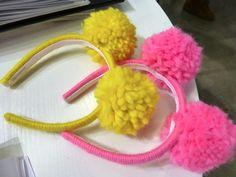 Love love love these hair bands by Anais