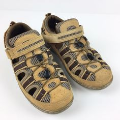 69230328b Orthofeet Naples Orthotic Sandals Womens 9.5 W Wide Brown 2 Way Strap  Diabetic  fashion