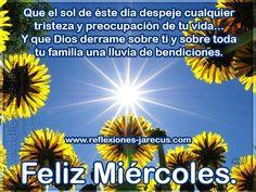 Buenos Días, Dios te bendiga en este día