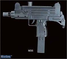 Federdruck Softair Pistole M35