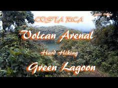 - Hard hiking - Che fatica arrivare alla #laguna, ma ne vale davvero la pena questo #trekking sul #vulcano #cherroChato. soprattutto se dopo puoi rilassarti all' #ecolodge #greenlagoon