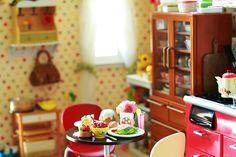Re-ment Kitchen
