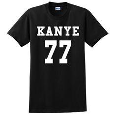 Kanye 77 T Shirt