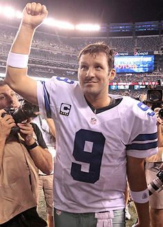 The third time proved the charm as Tony Romo led the #Cowboys to a stunning win.
