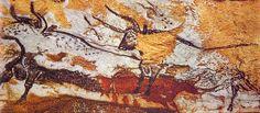 Lascaux, Science And Nature, Les Oeuvres, Moose Art, Images, Aurochs, Animals, Aquitaine, Place