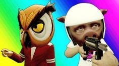 Gmod Prop Hunt Funny Moments - BIG Head Mario! (Garry's Mod Little Hunte...