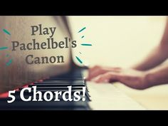 Pachelbel's Canon (FREE) Piano Lesson Series Free Piano Lessons, Pachelbel's Canon, Company Logo, Tech Companies, Cards Against Humanity, Learning, Tutorials, Studying, Teaching