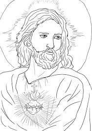 Resultado De Imagen Para Dibujos A Lapiz De Navidad Jesus Coloring Pages Jesus Pictures Heart Coloring Pages