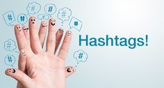 The 'how to' on hashtags! Check it out.
