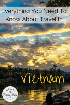 A Guide to Vietnam, full of tips for every part of the country, along with some off the beaten path gems for solo travelers, groups, and couples!