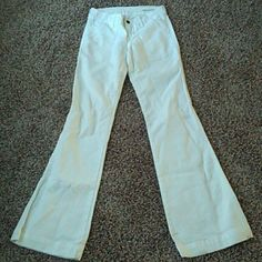 Citizens of Humanity Jeans Good condition. Size 26. Flare jeans. The bottoms are a little dirty but not too bad. I will throw in washer before sending Citizens of Humanity Jeans Flare & Wide Leg