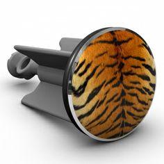 Waschbeckenstöpsel Tiger