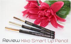 Review | Kiko Smart Lip Pencil