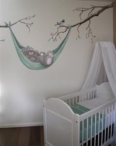 These 20 baby girl room ideas provide you a cute design, including the choice of wall decor ideas, baby furniture that you will need. Baby Nursery Diy, Baby Bedroom, Baby Boy Rooms, Little Girl Rooms, Baby Room Decor, Baby Boy Nurseries, Kids Bedroom, Diy Baby, Nursery Ideas