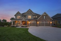 Craftsman With Amazing Great Room - 73330HS | Craftsman, Northwest, Traditional, Exclusive, Luxury, Photo Gallery, Premium Collection, 2nd Floor Master Suite, Butler Walk-in Pantry, CAD Available, Den-Office-Library-Study, Jack & Jill Bath, Media-Game-Home Theater, PDF | Architectural Designs