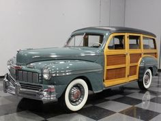 1947 Mercury Station Woody Wagon -Re-Pin brought to you by #CarInsuranceagents at #HouseofInsurance in #EugeneOregon