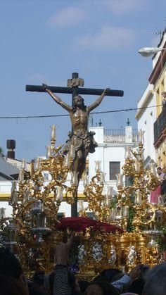 """""""El Cachorro"""", Viernes Santo en Sevilla"""