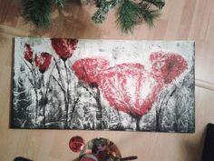 Maci (100x50 cm) / Poppies  (100x50 cm)