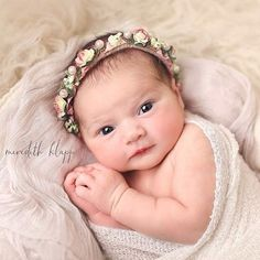 10 day old Harper #meredithklappphotography