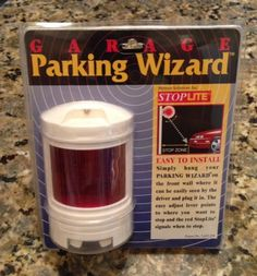 Garage Parking Wizard Giveaway || Sweepstakes and Giveaways http://www.sweepstakesandgiveawayshub.com/