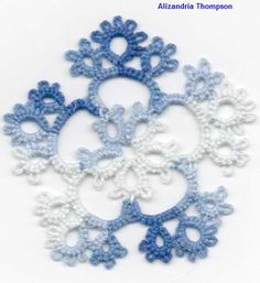 Tatting class - lots of info