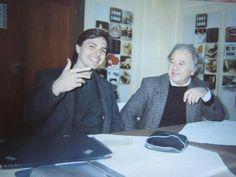 Mi maestro e inspirador.... Arq Eduardo Cervera. (JULIO 1992...)... en es momento fui su JTP en Historia 2 Cátedra Arq O. Maisonave.... Un privilegio.