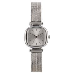 Buy Komono W1240 Women's Moneypenny Royale Stainless Steel Watch, Silver Online at johnlewis.com