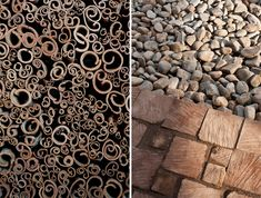 Textures [TYIN tegnestue architects: cassia coop training centre]