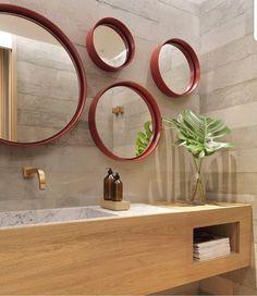 beautiful simplicity - bathroom