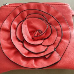 Selling this Boutique Crossbody 3D Flower  Purse in my Poshmark closet! My username is: dlauren1977. #shopmycloset #poshmark #fashion #shopping #style #forsale #Handbags