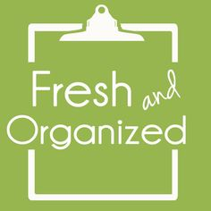 Fresh and Organized: How to Make a Household Filing System With Binders