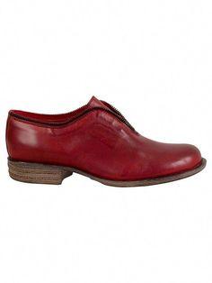 5e9253551dd Miz Mooz Lauralyn Leather Oxford Shoes (Women)