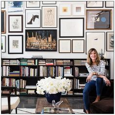 Insta-crush: Julia Leach of Chance Interior Design Living Room, Living Room Decor, Kitchen Interior, Deco Studio, My New Room, Home And Living, Interior Inspiration, Family Room, Sweet Home