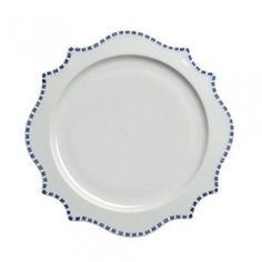 Taste Blue Dinner Plate by Reichenbach - Taste Blue by Paola Navone for Reichenbach - Reichenbach - Fine China - Tableware