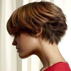 Coupe cheveux courts - VOG - automne-hiver 2013-2014
