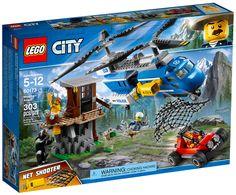 lego city 60173 mountain arrest - Dessin Anim Lego City