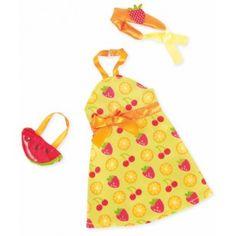 Groovy Girls Vestito alla Fragola Groovy Girls Strawberry Dress