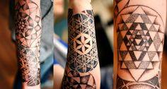 Sacred Geometry 1/2 sleeve by me- Logan @ Body Language, cbus ohio | Tattoos Pin