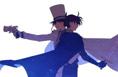 Shinichi and Kaito