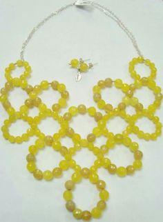 Yellow neckless