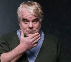 Actor Philip Seymour Hoffman is photographed at the Sundance Film Festival for Self Assignment on January 19, 2014 in Park City, Utah.